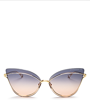 Dita Women's Nightbird-One Cat Eye Sunglasses, 55mm