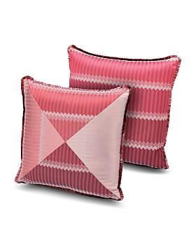 """Missoni - Wells Decorative Pillow, 20"""" x 20"""""""