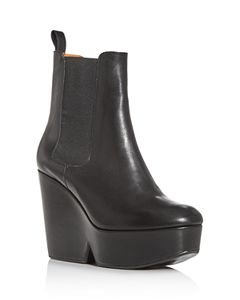 2c89b305a3e UGG® Indra Wedge Booties | Bloomingdale's