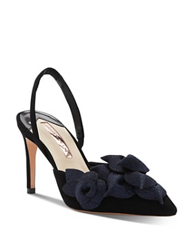 Sophia Webster - Women's Jumbo Lilico 85 Slingback Pumps