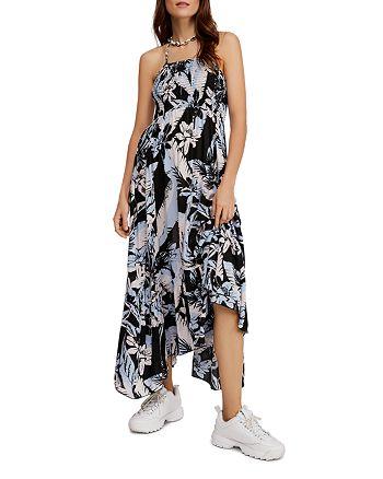Free People - Heat Wave Smocked Maxi Dress