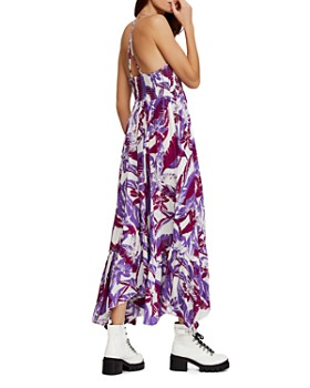Free People - Heat Wave Smocked Maxi Dress