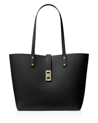 Karson Large Leather Tote by Michael Michael Kors
