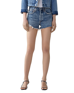 Agolde Jeans PARKER HIGH-RISE CUTOFF JEAN SHORTS