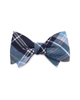 Brooks Brothers - Madras Plaid Bow Tie