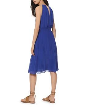 MICHAEL Michael Kors - Pleated Georgette Midi Dress