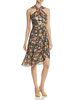 Kobi Halperin - Steph Floral Silk Dress
