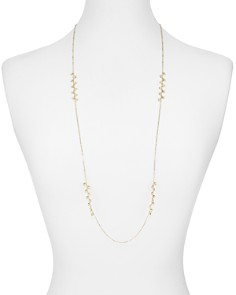 Nadri - Sirena Cluster Station Necklace in 18k Gold-Plated Sterling Silver, 36""