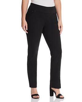 JAG Jeans Plus - Peri Straight-Leg Jeans