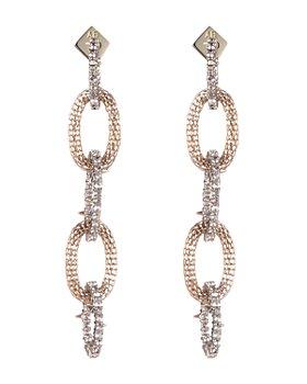 Alexis Bittar - Interlocking Link Drop Earrings