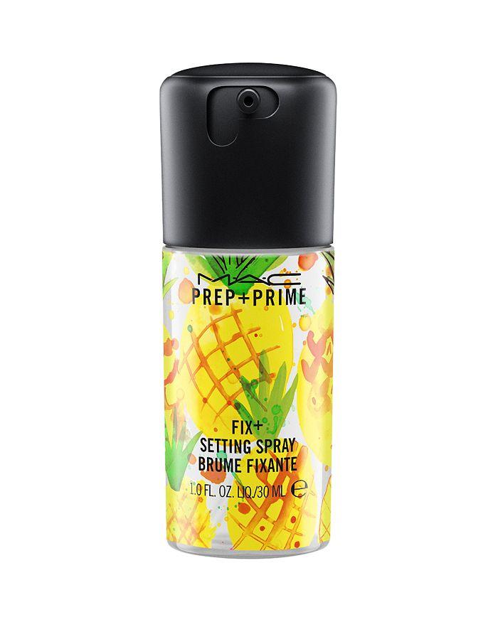 M·A·C - Prep + Prime Fix+ Setting Spray - Piña Colada, Mini  Collection