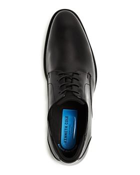 Kenneth Cole - Men's Futurepod Plain-Toe Patent Leather Oxfords