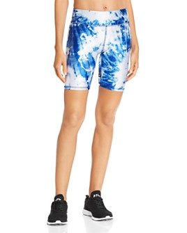 Terez - Printed Bike Shorts