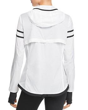 Blanc Noir - Moonlight Hooded Jacket
