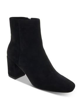 Splendid - Women's Heather 2 Block Heel Booties