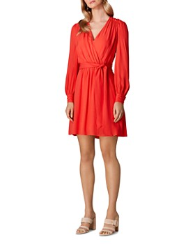 45331e76529 Red Women's Dresses: Shop Designer Dresses & Gowns - Bloomingdale's
