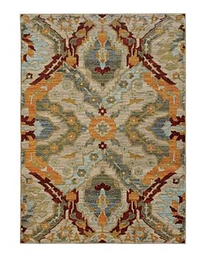 Oriental Weavers Sedona 6357A Area Rug, 3'10 x 5'5