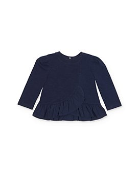 Habitual Kids - Girls' Ruffled Long Sleeve Top - Baby