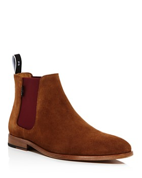 Paul Smith - Men's Gerald Suede Chelsea Boots