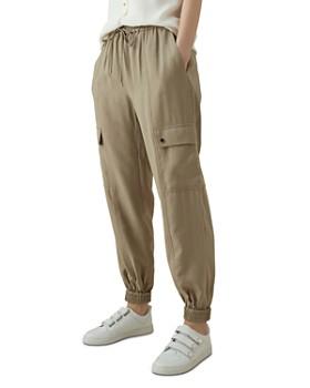 KAREN MILLEN - Utility Jogger Pants
