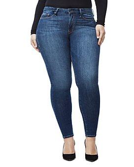 Good American - Good Legs Skinny Jeans in Blue004