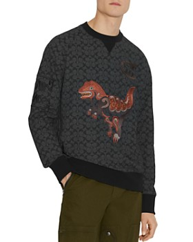 COACH - Rexy Graphic Sweatshirt