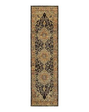 Oriental Weavers Andorra 7138B Runner Rug, 2'6 x 12'