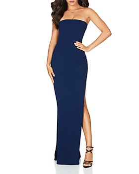 Nookie - Flaunt Strapless Gown