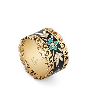 65991dfd203f06 Gucci Women's Diamond Band, Wedding Rings - Bloomingdale's ...