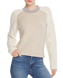 rag & bone - Davis Color-Block Sweater