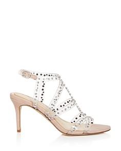 Imagine VINCE CAMUTO - Women's Priya Embellished High-Heel Sandals