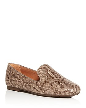 Gentle Souls by Kenneth Cole - Women's Eugene Snake-Embossed Smoking Slippers