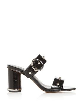 Rebecca Minkoff - Women's Amalthea High-Heel Slide Sandals