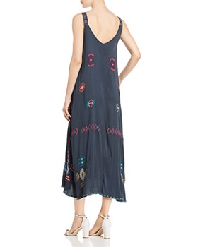 Johnny Was - Embroidered Tank Dress