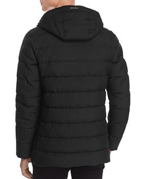 Herno - Windstop Hooded Down Jacket