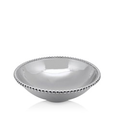 Mariposa - Pearled Large Serving Bowl
