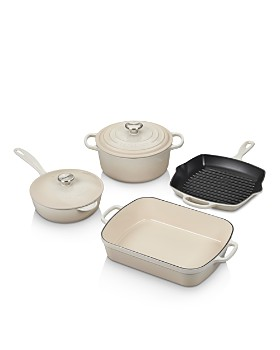 Le Creuset - 6-Piece Signature Set