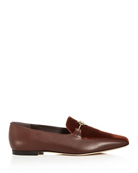 Burberry - Women's Almerton Bicycle-Toe Loafers