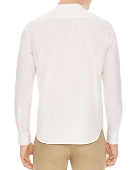 Sandro - Tunice Poplin Slim Fit Shirt