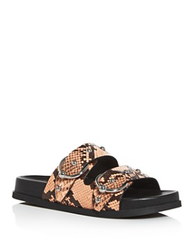 Rebecca Minkoff - Women's Vachel Slide Sandals