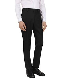 The Kooples - Silky Diamond Slim Fit Trousers
