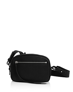 Allsaints Captain Leather Convertible Crossbody