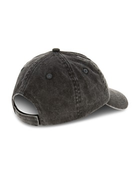 The Kooples - Logo Embroidered Washed Baseball Cap