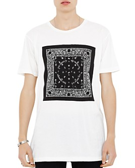 The People Vs. - Bandana Alpha Graphic Tee
