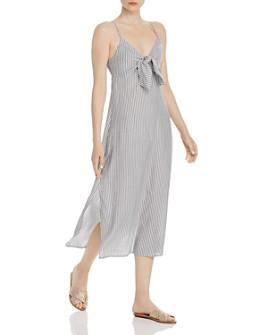 Show Me Your MuMu - Sheridan Railroad Striped Dress