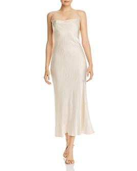 Bec & Bridge - Kat Cowl-Neck Midi Slip Dress