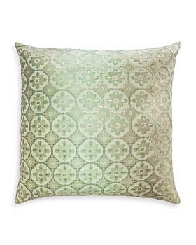 """Kevin O'Brien Studio - Small Moroccan Velvet Decorative Pillow, 20"""" x 20"""""""