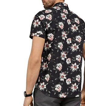 Ted Baker - Philip Floral Print Slim Fit Shirt