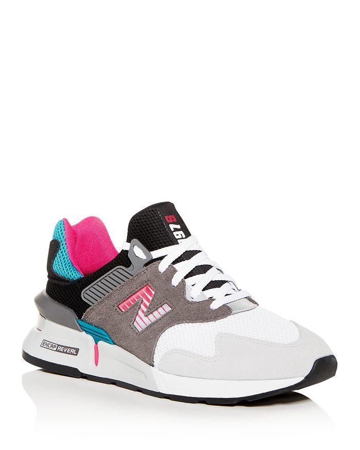 New Balance - Men's 997S Low-Top Sneakers