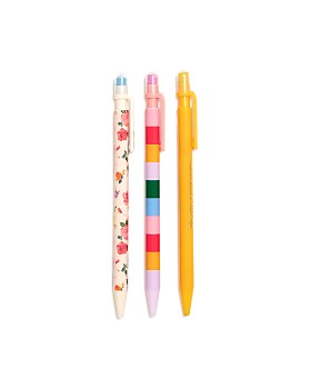 ban.do - Coming Up Roses Write On Mechanical Pencil Set